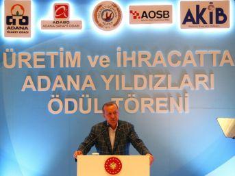 """Cumhurbaşkanı Erdoğan: """"önümüzdeki Dönemde Adana İçin Hayallerimizi Gerçekleştireceğiz"""""""