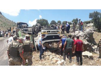 Adıyaman'da Feci Kaza: 2 Ölü, 1 Yaralı