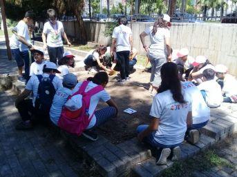 Öğrenciler Arkeolojik Kazı İle İlgili Deneyim Kazandı