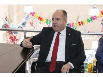 Anap Genel Başkanı İbrahim Çelebi 'millet İttifakı'nı Eleştirdi: