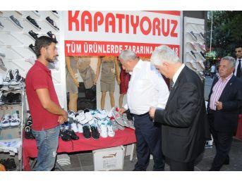 """Tesk Genel Başkanı Palandöken: """"365 Gün İndirim Olmaz"""""""