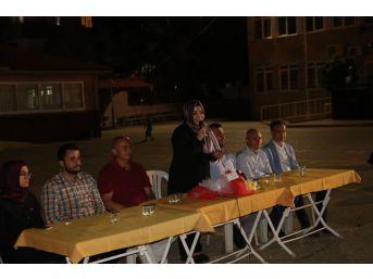 """Milletvekili Çelik: """"24 Haziran'dan Sonra Engelsiz Koşu Yapacağız"""""""