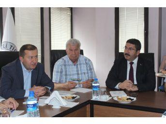 Tmo Genel Müdürü İsmail Kemaloğlu: