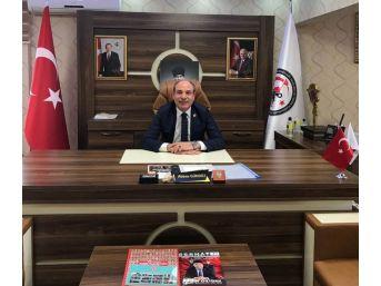 """Abbas Gündüz:"""" Türkiye'nin 16 Yılda Elde Ettiği Kazanımlar Kaybolacak"""""""