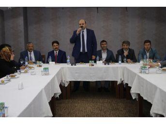 """Başkan Orhan: """"cumhur İttifakına Kullanılan Her Oy Ülkemizim Geleceğini Teminat Altına Alacaktır"""""""