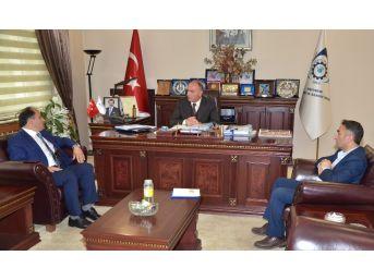 """Etso Meclis Başkanı Saim Özakalın; """"kalifiye Eleman Sıkıntısı Desteklerle Aşılacak"""""""