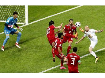 2018 Fıfa Dünya Kupası: İran: - İspanya: 1