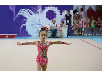 505 Sporcu Cimnastikte En İyi Olmak İçin Yarışacak