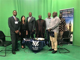Kongolu Öğrenciler Uluslararası Eğitim İçin Gaü'yü Tercih Ediyor