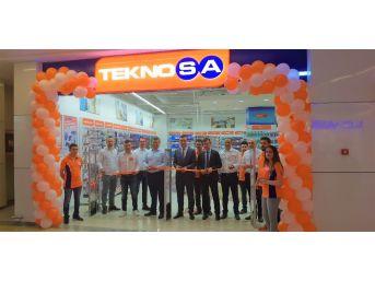 Teknosa'dan Kayseri'ye Yeni Mağaza