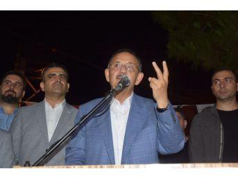 Bakan Özhaseki Vatandaşlara 'imar Barışı'nı Anlattı