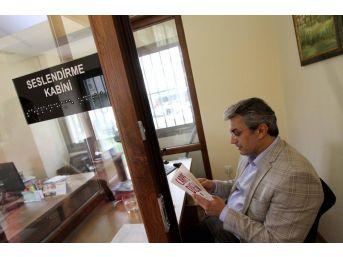 Karşıyaka'daki Bu Kütüphanede Engel Yok