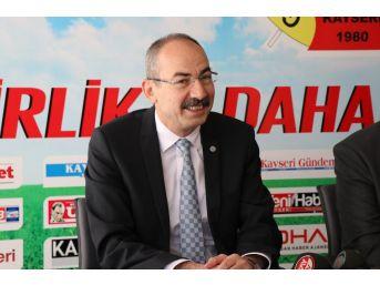 """Gülsoy: """"türkiye'nin Üzerine Oynanan Oyunlar Seçimden Sonra Bitecek"""""""