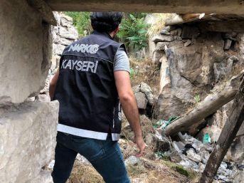 Kayseri'de 327 Polisle Narkotik Uygulaması