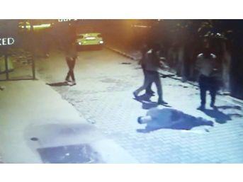 Kocaeli'deki Silahlı Kavga Güvenlik Kamerasında