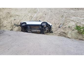 Gediz'de Trafik Kazası; 6 Yaralı