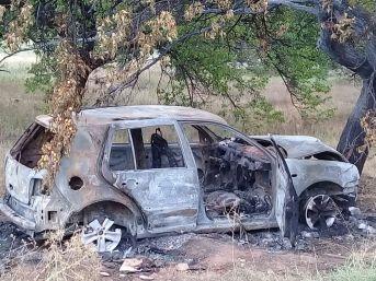 Takla Atan Otomobil Cayır Cayır Yandı: 2'si Ağır 5 Yaralı