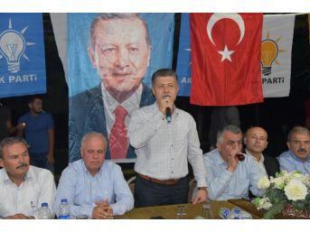 Ak Parti'li Özkan: