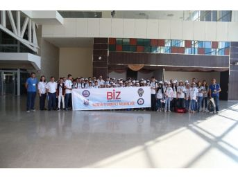 Mardinli Öğrenciler İstanbul Ve Çanakkale'yi Gezecek