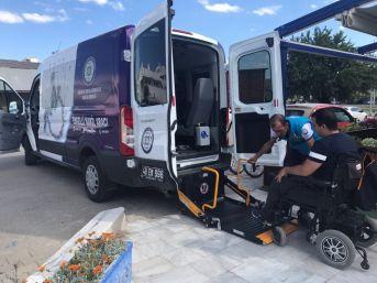 Muğla'da Engelliler Sandığa Taşınacak