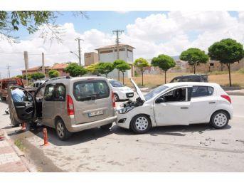 Niğde'de Trafik Kazası: 1 Yaralı