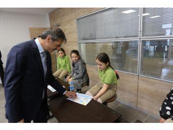 Minikler Geleceğe Serdivan Çocuk Akademisi'nde Hazırlanıyor