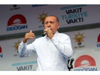 """Erdoğan: """"osmanlı Tokadını Sandıkta Vuracağız"""""""