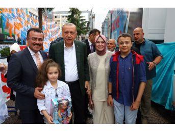 Taşçı'dan Erdoğan'a Kutlama