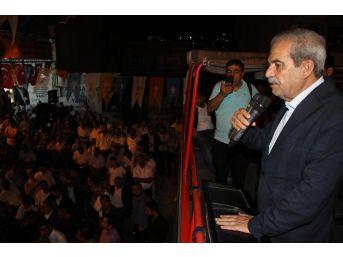 Haliliye Belediye Başkanı Demirkol: