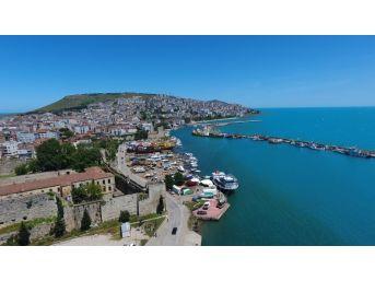 Sinop'un Çekek Yeri 2019 Yaz Dönemine Hazır Olacak