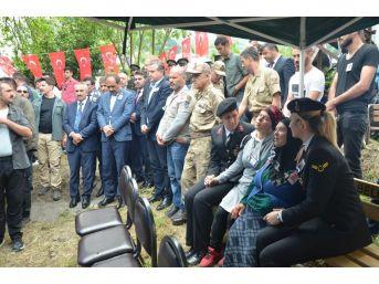 Jandarma Genel Komutanı Çetin'den Şehit Ailesine İntikam Sözü