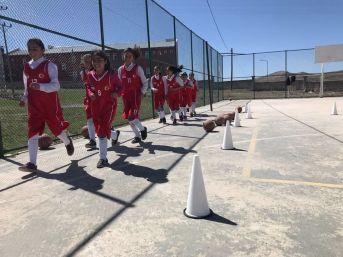 Özalp İlçesinde 'gençler Sporla Hayat Bulsun' Projesi