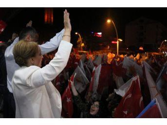 Ak Parti Bolu Milletvekili Arzu Aydın:
