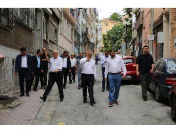 Eyüpsultan Caddeleri Yenilenerek Prestij Kazanıyor