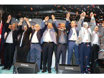 """Çevre Ve Şehircilik Bakanı Özhaseki: """"demokrasi Bayramınız Kutlu Olsun"""""""
