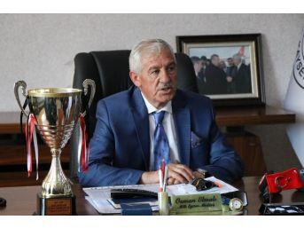 Osman Elmalı Milli Eğitim Bakanlığı Müşavirliği'ne Atandı