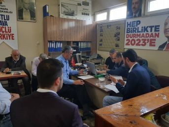 Ak Parti Ve Erdoğan'a Kütahya'da En Büyük Desteği Aslanapa İlçesi Verdi