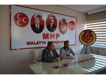 Milletvekili Fendoğlu'ndan Avşar'a Teşekkür Ziyareti