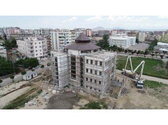 Başkan Sözlü'den Ceyhan Ve Yüreğir'e Cemevi
