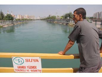 Kız Arkadaşını Görmeye Geldiği Adana'da Kanalda Kayboldu