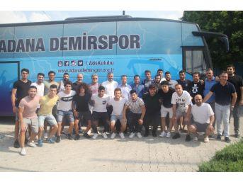 Adana Demirspor Kızılcaham'da Kampa Giriyor