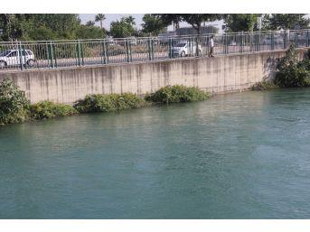 Adana'da Serinlemek İçin Sulama Kanalına Giren Bir Kişi Kayboldu