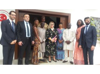 15 Temmuz Darbe Girişimi Gine'de Anlatıldı