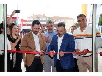 Başkan Ercan'dan Esnaf Ziyareti