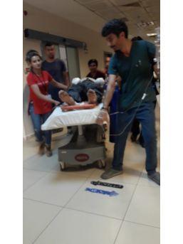 İran Sınırında Patlama: 1 Yaralı
