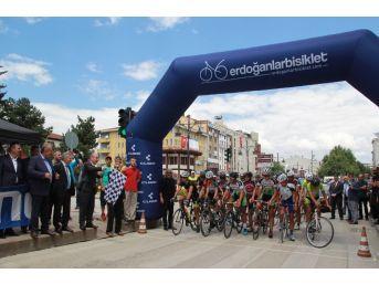 15 Temmuz Etkinlikleri Kapsamında Bisiklet Yarışı Düzenlendi