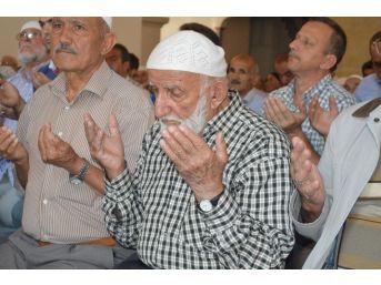 Kastamonu'da 3 Bin Kişi, 15 Temmuz Şehitleri İçin Ellerini Semaya Kaldırdı