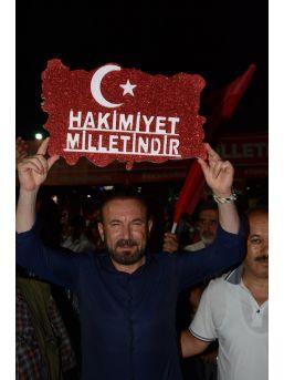 """Başkan Doğan: """"türk Milletinin İradesine Kastedenler, Yenilmeye Mahkumdur"""""""