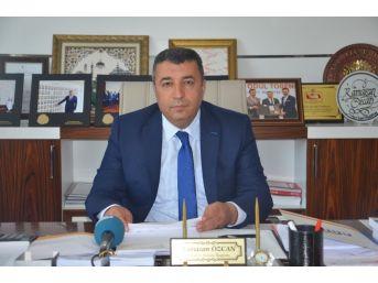 Mtb Başkanı Özcan 15 Temmuz'da Milletimiz Destan Yazmıştır