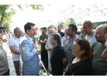 İlkadım Belediye Başkanı Erdoğan Tok: